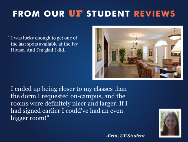Review of Luxury Dorm near UF
