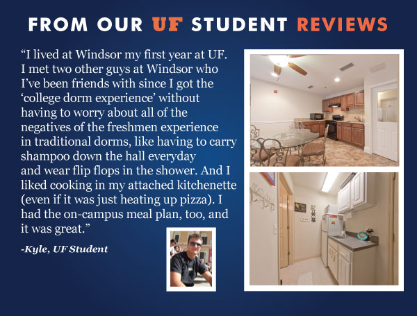 Student Review Windsor Hall