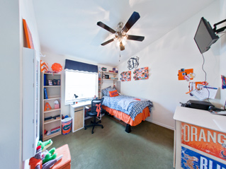 UF single dorm rooms